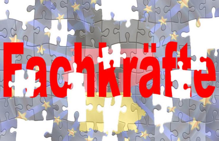 """Deutschland """"Deine Fachkräfte"""""""